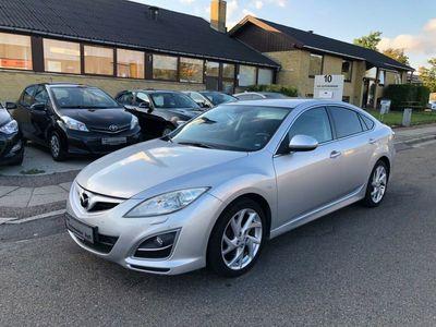 brugt Mazda 6 2,0 Premium aut.