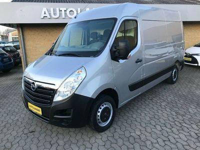 brugt Opel Movano 2,3 CDTi 150 Van L2H2 aut.