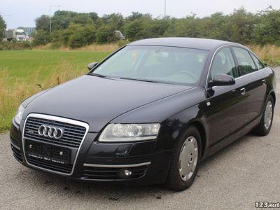 brugt Audi A6 3,0 TDi Quattro 4d