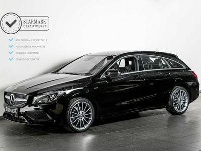 brugt Mercedes CLA200 1,6 Final Edition SB aut.