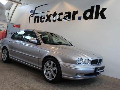 brugt Jaguar X-type 3,0 Deluxe aut.