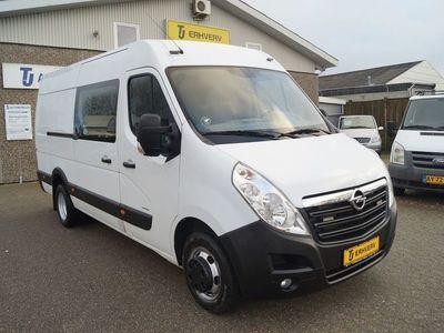brugt Opel Movano 2,3 CDTi 150 Van L3H2 RWD TM