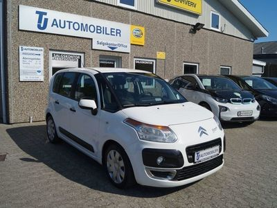 brugt Citroën C3 Picasso 1,6 HDi 110 Seduction