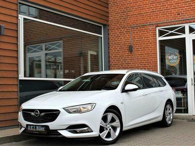 brugt Opel Insignia Sports Tourer 1,5 Turbo Dynamic Start/Stop 165HK Stc 6g Aut. B