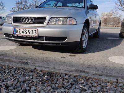 käytetty Audi A4 1,8 125HK