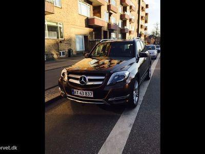 brugt Mercedes GLK220 2,1 CDI BlueEfficiency 170HK 5d 7g Aut.