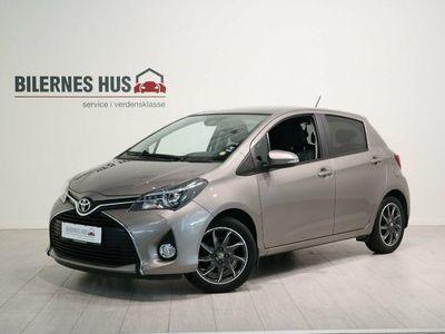brugt Toyota Yaris 1,3 VVT-i T2 Komfort