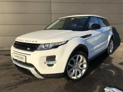 brugt Land Rover Range Rover evoque 2,0 Si4 Dynamic aut.