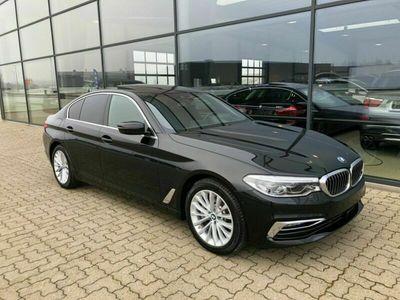 brugt BMW 530 e 2,0 Luxury Line aut.