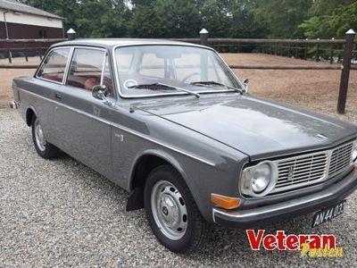 brugt Volvo 142 B20 De-Luxe