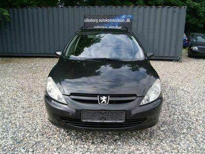 brugt Peugeot 307 2,0 Performance stc.