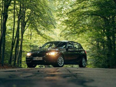 brugt BMW 118 1-Serie d 5-dørs hatchback Steptronic
