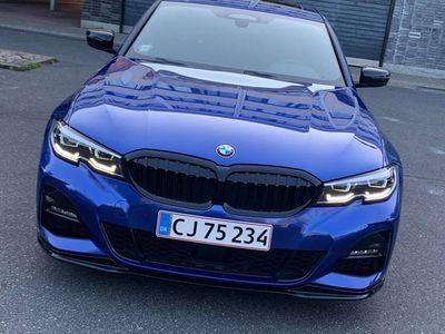 brugt BMW 330 2.0 258 HK M Sport