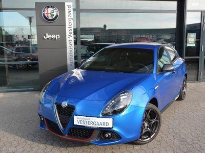 brugt Alfa Romeo Giulietta 1,4 Multiair Sport 150HK 5d 6g