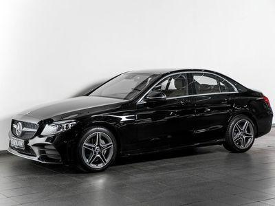 brugt Mercedes C200 1,5 AMG Line aut.