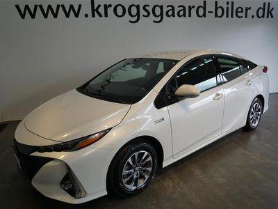 brugt Toyota Prius 1,8 Plug-in H3 122HK 5d Aut.