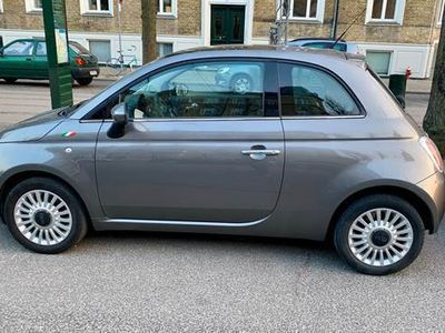 brugt Fiat 500 1,2 1,2