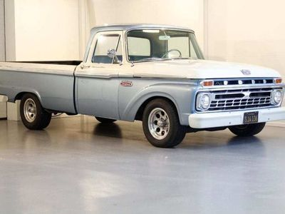 brugt Ford F100 3,7 Longbed Aut.