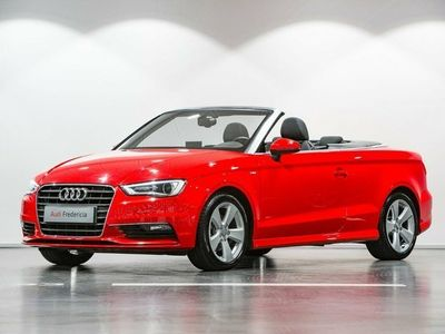 usado Audi A3 Cabriolet 1,4 TFSi 150 Ambition S-tr.