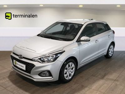 brugt Hyundai i20 1,0 T-GDi Value Edition