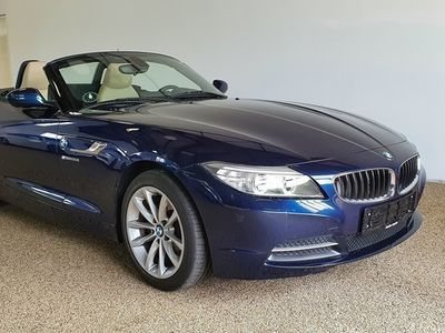 brugt BMW Z4 20iS - 184 hk sDrive Automatic