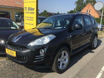 begagnad Peugeot 4007 2,2 HDi Premium