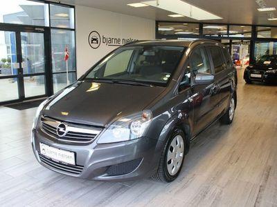 brugt Opel Zafira 1,7 CDTi 125 Classic eco
