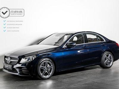brugt Mercedes C300 d 2,0 AMG Line aut.