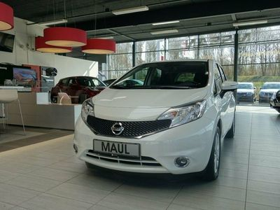 used Nissan Note 1,2 Dig-S 98 Acenta+