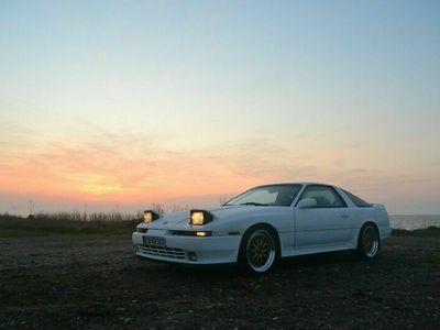 brugt Toyota Supra 3,0 Turbo