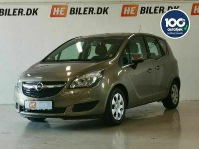 brugt Opel Meriva Limited