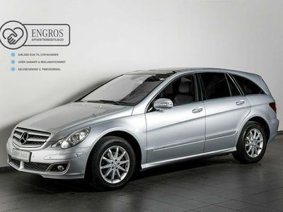 käytetty Mercedes R320 3,0 CDi aut. 4-M lang