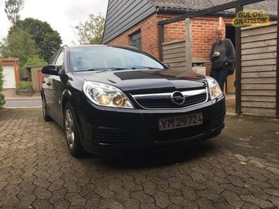 brugt Opel Vectra C CC