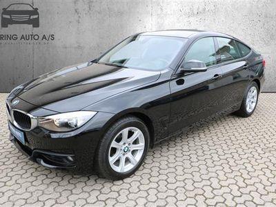 usata BMW 320 Gran Turismo d 2,0 D Steptronic 190HK 5d 8g Aut. - Personbil - sort