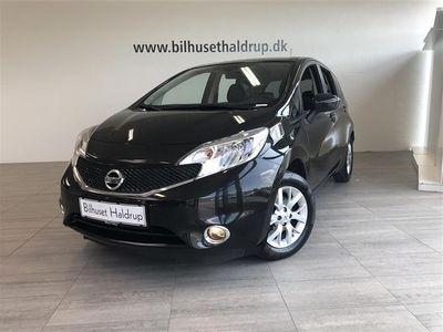 second-hand Nissan Note 1,2 Acenta Plus 98HK 5d