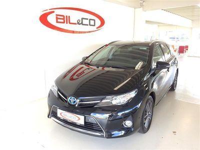brugt Toyota Auris Touring Sports 1,8 VVT-I H2+ Comfort E-CVT 136HK Stc Aut.