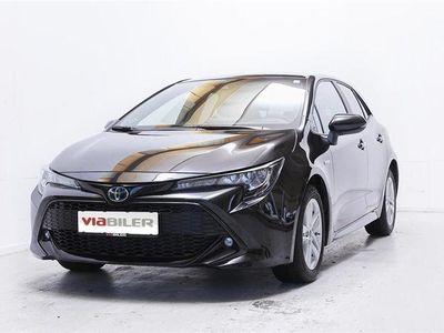 brugt Toyota Corolla 1,8 B/EL H3 E-CVT 122HK 5d Trinl. Gear