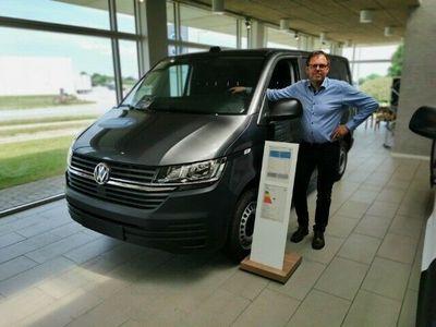 brugt VW Transporter 2,0 TDi 150 Kassevogn kort
