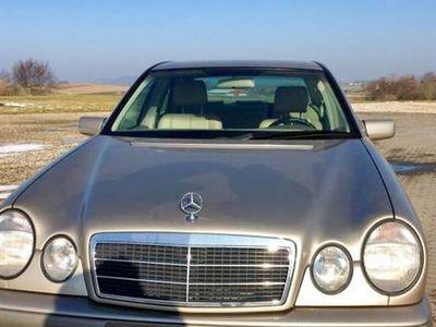 brugt Mercedes E240 240 2,4