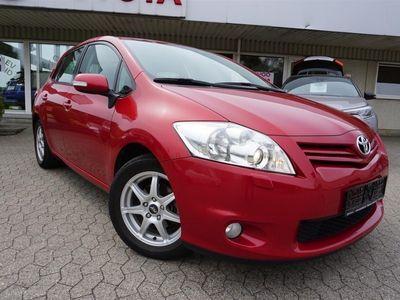 used Toyota Auris 1,6 VVT-I T2 132HK 5d