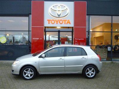 brugt Toyota Corolla 1,4 D-4D Linea Terra 90HK 5d