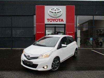 brugt Toyota Yaris 1,3 VVT-I Trend 100HK 5d 6g
