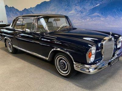 brugt Mercedes 250 220-280 (W111)SE Coupe Aut