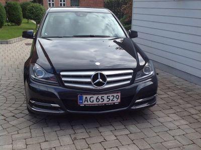usado Mercedes C200 2,1 CDI BlueEfficiency 136HK 6g