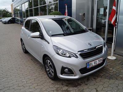 gebraucht Peugeot 108 1,0 e-Vti Griffe 69HK 5d