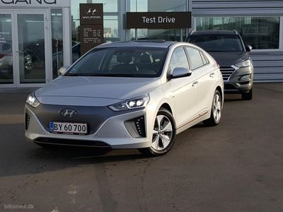 brugt Hyundai Ioniq Electric 28 kWh Premium 120HK 5d Aut.