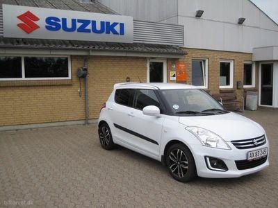 usado Suzuki Swift 1,2 16V Style 90HK 5d