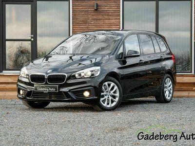 brugt BMW 220 Gran Tourer i 2,0 Advantage aut. Van