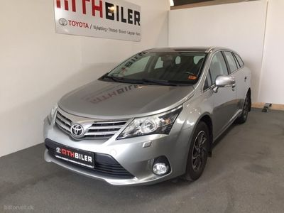 used Toyota Avensis 2,0 D-4D DPF T2 Premium 126HK Stc 6g