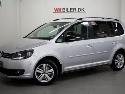 brugt VW Touran 1,4 TSi 140 Match